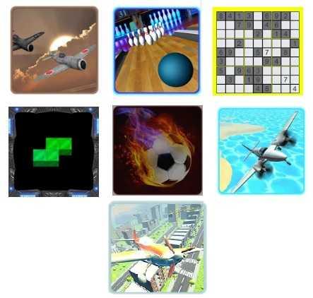 sammeldeal 7 androidspiele vom indi entwickler one man clan gerade kostenlos im google playstore
