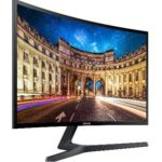 "Samsung C24F396FHU 24"" LED Curved Monitor"