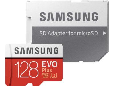 SAMSUNG MB-MC128HA-EU, Micro-SDXC Speicherkarte
