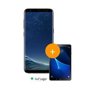 samsung galaxy s8 blau allnet xl mit 4gb lte fuer 1999 e mtl 49 e zuzahlung oder mit tablet fuer 149 e zuzahlung 1