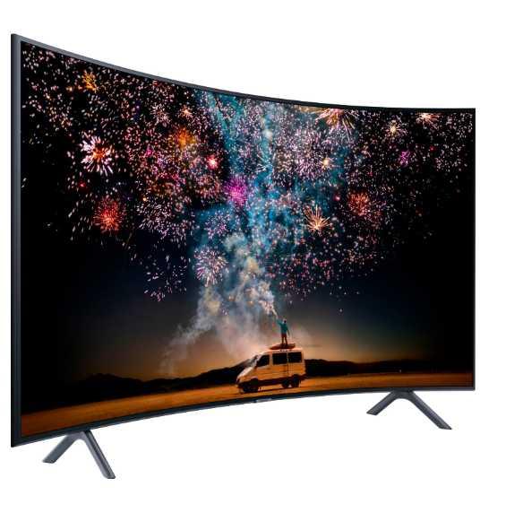 Samsung UE55RU7379 Curved-LED-Fernseher (138 cm/55 Zoll, 4K Ultra HD) für 519,94€ (statt 602€)
