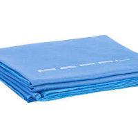 schnelltrocknendes mikrofaser badetuch 180 x 90 cm blau gratis vsk 490 e statt 995 e amazon inkl vsk