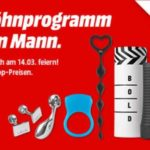Schnitzel- & Blowjob Tag bei MediaMarkt (Penisringe ab 2,69€ uvm)
