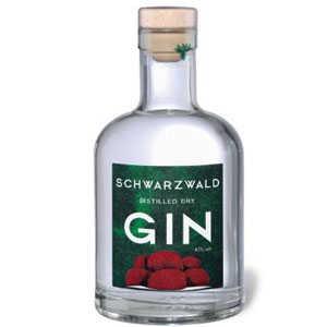 schwarzwald distilled dry gin fuer 749e statt 899e