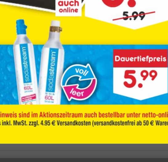 Sodastream Preise