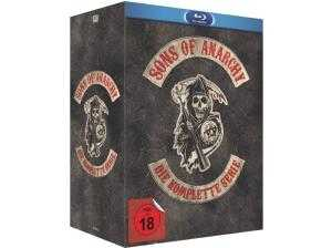sons of anarchy die komplette serie blu ray fuer 49e statt 80e