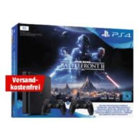 sony playstation 4 1tb schwarz star wars battlefront ii dualshock4 controller fuer 299e statt 36098e 1