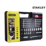 Stanley Steckschlüsselsatz, 26-tlg.