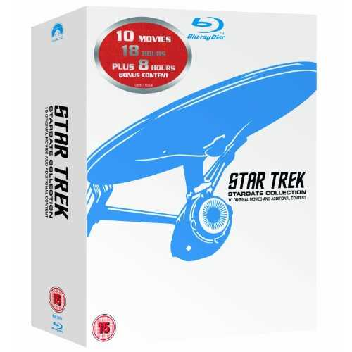 star trek stardate collection blu ray fuer 29e pvg 5999e
