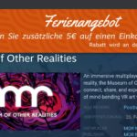 "Steam: 5€ Rabatt + Gratis ""Museum of Other Realities"" spielen"