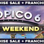 """Steam: kostenlos das Game """"Tropico 6"""" spielen am Free Weekend"""