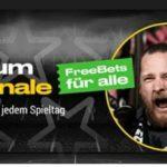 Tägliche 1 € gratis Wette bei bwin für die Champions League