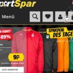 Tagesdeal bei SportSpar: Puma Winterjacke Herren