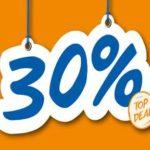 Takko: 30% Rabatt auf ausgewählte Jacken