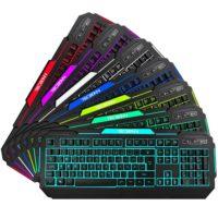 tec bean gaming tastatur beleuchtet fuer 999e