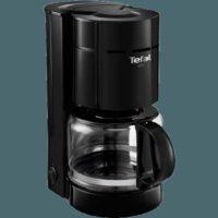 tefal cm1218 uno kaffeemaschine schwarz bei media markt