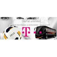 telekom fussball dayflat kostenlos unbegrenztes datenvolumen am spieltag von deutschland ab 14 08 18