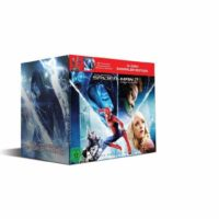 the amazing spider man 2 rise of electro box special edition inkl figur blu ray kostenloser versand