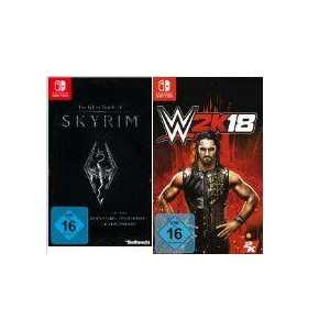 the elder scrolls v skyrim wwe 2k18 nintendo switch fuer 49e statt 7149e 1