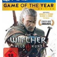 the witcher 3 wild hunt goty fuer 1999e ps4xbox