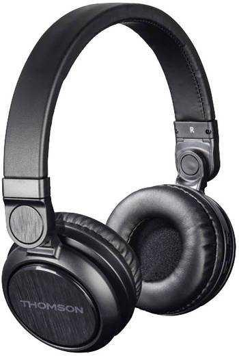 thomson bluetooth kopfhoerer whp 6007 b on ear headset kostenloser versand