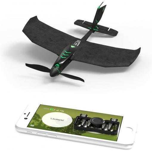 TobyRich SmartPlane Pro SPPR01-017 Smartphone gesteuertes Stunt- & Racing-Flugzeug für 26,99€ (statt 39,79€)