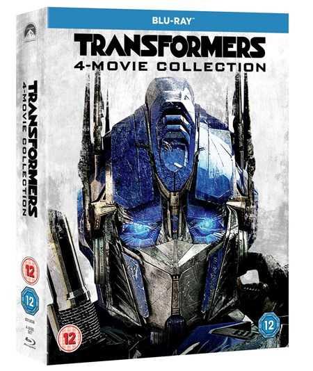 transformers teil 1 4 auf bei zoom co uk 5 blu rays