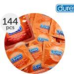"""""""Turnierpackung"""": 144 Durex Classic Natural Kondome nur 35.90€"""