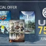 Ubisoft E3 2018 Sale bis zu 75% auf Games und DLCs