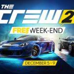 """UBISOFT: """"THE CREW® 2"""" - Gratis-Wochenende"""