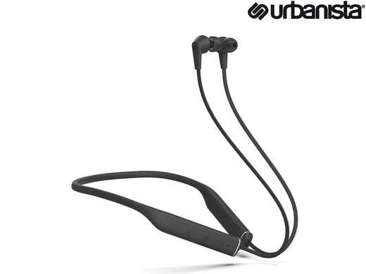 Urbanista Milan Noise Cancelling Bluetooth-Ohrhörer (In-Ear) für 35,90€
