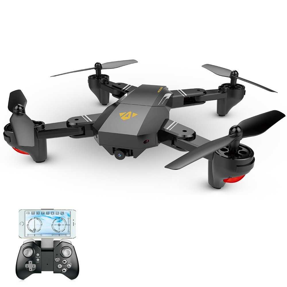 visuo xs809w faltbarer quadcopter mit fpv kamera