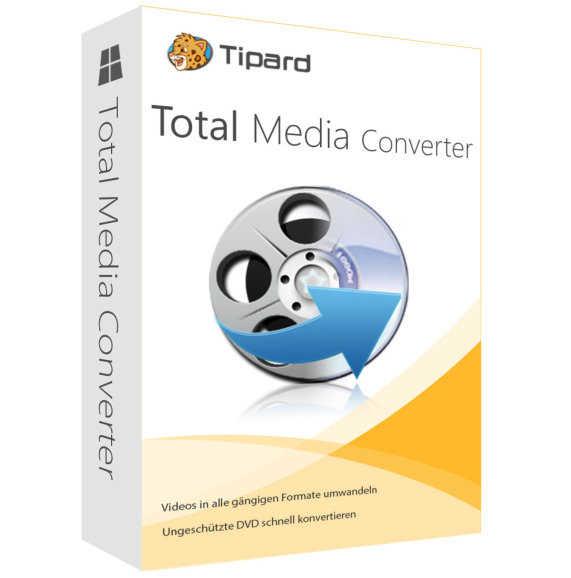 vollversion tipard total media converter 9 jahreslizenz bei pc welt
