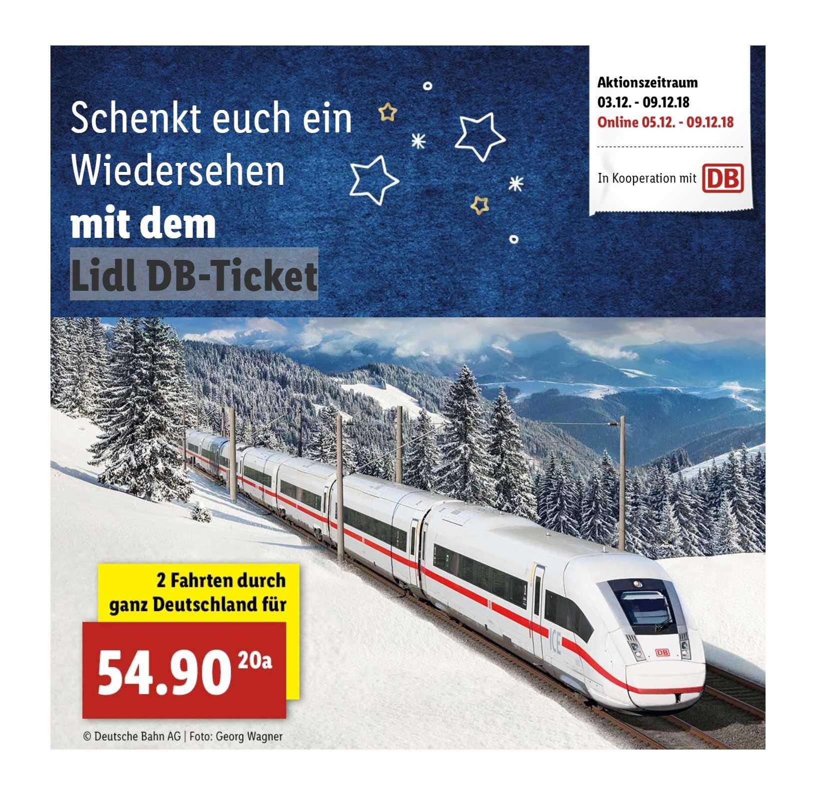 Db Ticket Lidl
