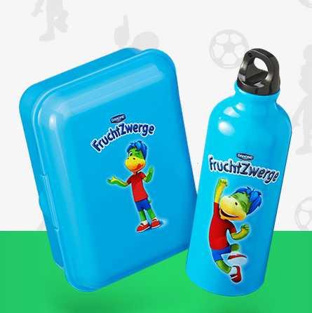 vorankuendigung fruchtzwerge praemienaktion gratis dino trinkflasche oder eine snackbox 1 3 30 6
