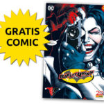 Gratis Harley Quinn Comic + Maske am Batman-Tag (23.09.2017)