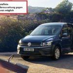 LF 0,5: VW Caddy im Privatleasing für 129€ mtl. (ohne Sonderzahlung)