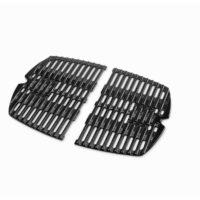 weber grillrost set gusseisern emailliert q 100q 1000 serie handerker versand fuer 5448 e statt 7780 e 1