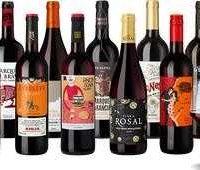 weinpaket spanien od italien 10 fl 2 glaeser fuer 4990 690 versand oder 2 weitere fl bestellen und versand gratis
