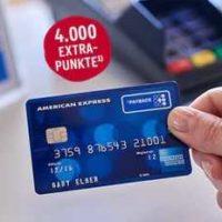 wieder da die payback american express karte mit 4 000 paybackpunkten 40 e