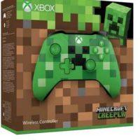 xbox one controller mincecraft green fuer 44e statt 5616e