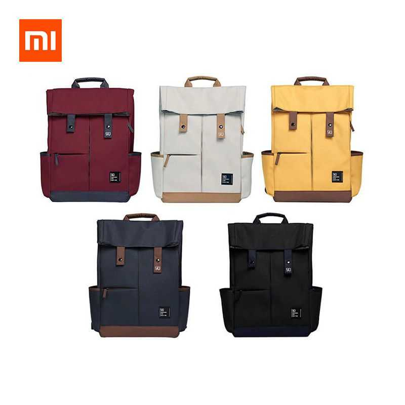 xiaomi 90fun college leisure backpack 13l large capacity 15 1