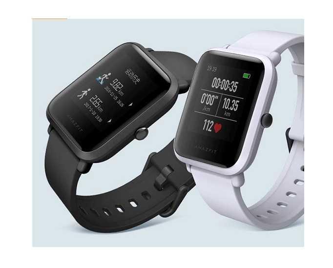 xiaomi huami amazfit bip smartwatch fuer 4465e inkl versand statt 5854e