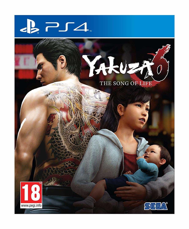 yakuza 6 the song of life essence of art edition ps4 fuer 3618 e amazon uk