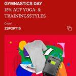 Zalando: 15% auf Yoga- und Trainingsstyles