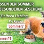 ZooRoyal - bis zu 12% auf Futter u. Snacks